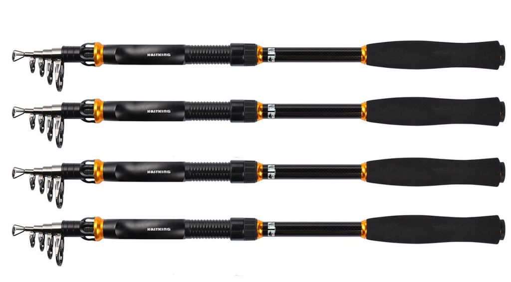 kastking-blackhawk-telescopic-fishing-rods