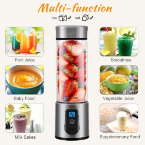 G-ting Personal Smoothies Blender 4