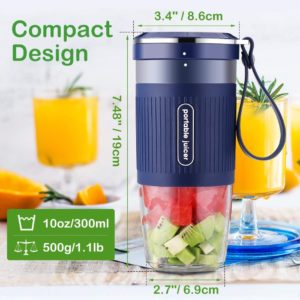 Godmorn Smoothie Blender 1
