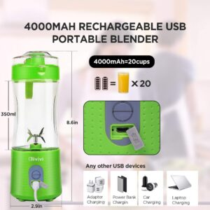 Olivivi Portable Blender 3